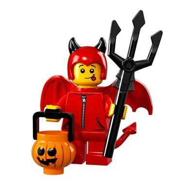 LEGO® Minifiguren Serie 16 - Kleiner Teufel 71013-04