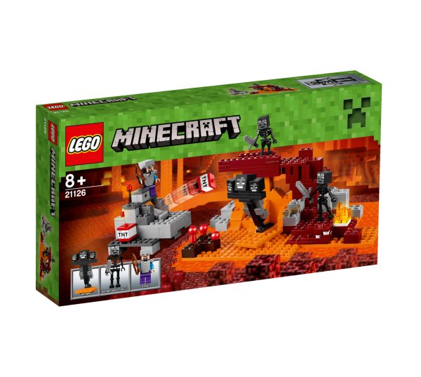 LEGO® Minecraft 21126 Der Wither