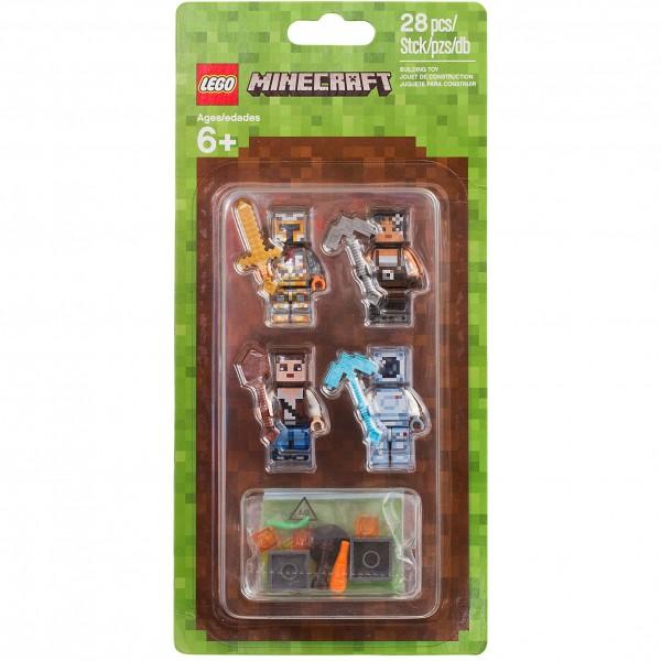 LEGO® Minecraft 853610 Zubehör Set 2