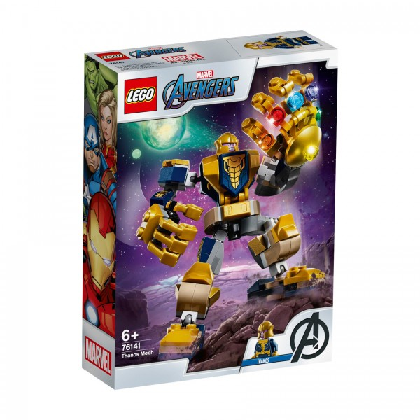 LEGO® Marvel Super Heroes™ 76141 Thanos Mech