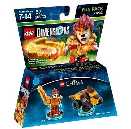 LEGO® Dimensions 71222 Fun Pack Chima: Laval