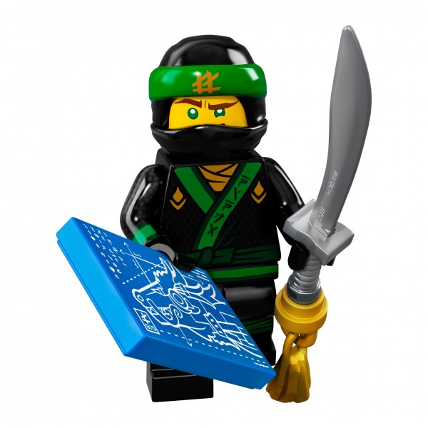 LEGO® 71019 NINJAGO Movie Minifigur - LLoyd 71019-03