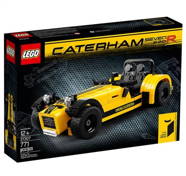 LEGO® Ideas 21307 Caterham Seven 620R