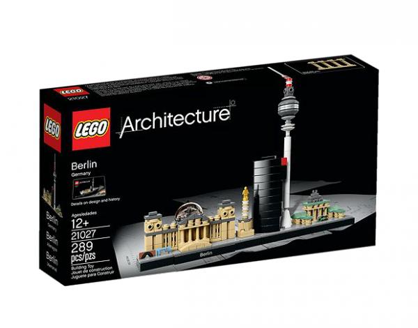 LEGO® Architecture 21027 Berlin