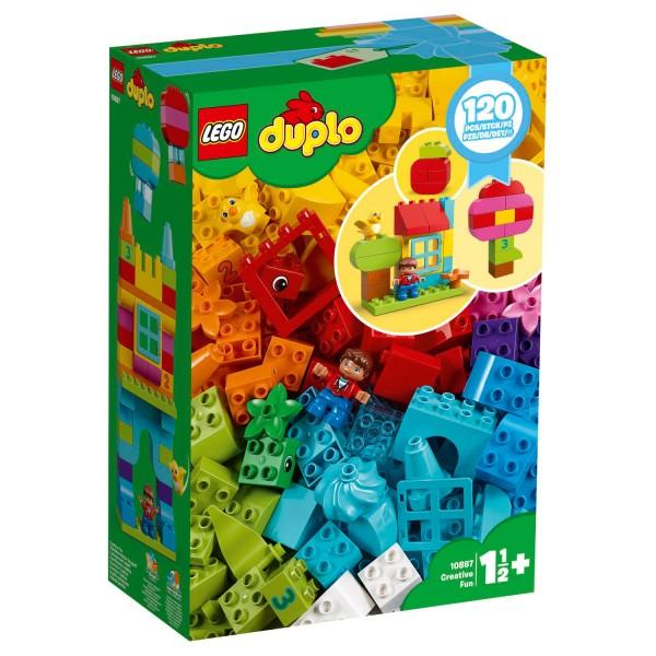 LEGO® DUPLO® 10887 Steinebox Bunter Bauspaß