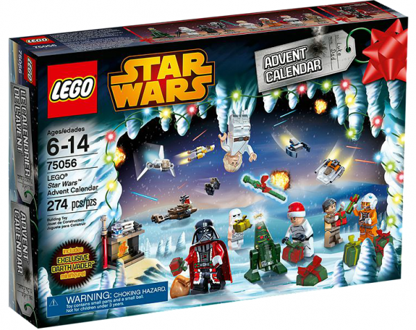 LEGO® Star Wars 75056 Adventskalender