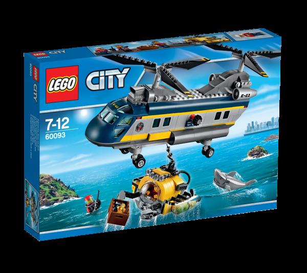 LEGO® CITY 60093 Tiefsee-Helikopter