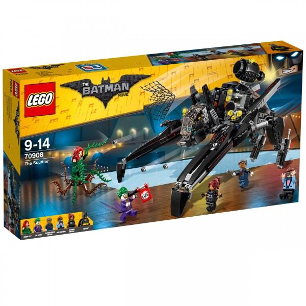 The LEGO® Batman Movie 70908 Der Scuttler