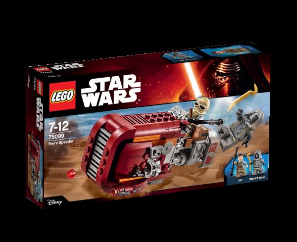 LEGO® Starwars 75099 Rey's Speeder
