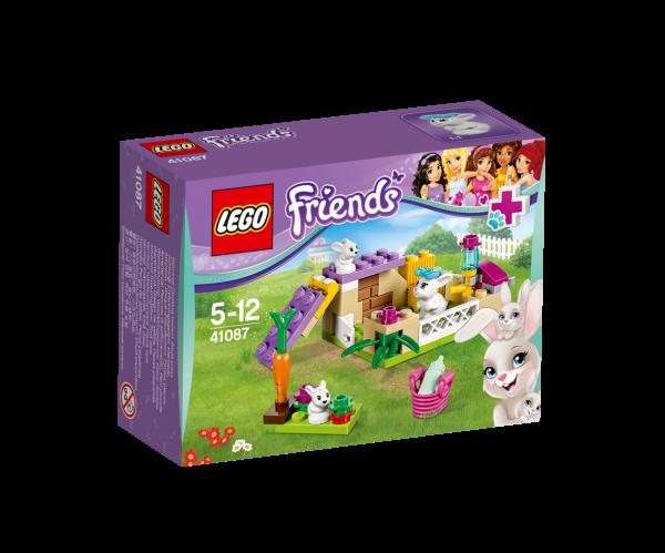 LEGO® Friends 41087 Kaninchenmutter mit Babies