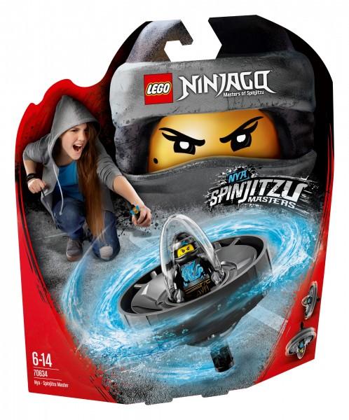 LEGO® Ninjago 70634 Spinjitzu-Meisterin Nya