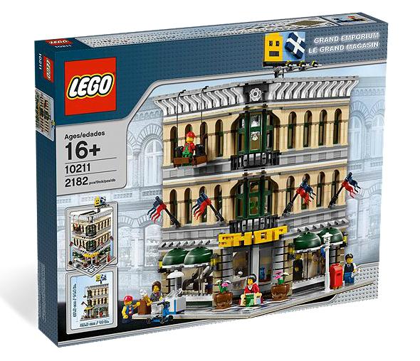 LEGO® 10211 Großes Kaufhaus