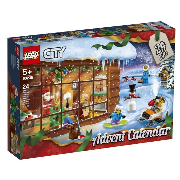 LEGO® CITY 60235 Adventskalender 2019