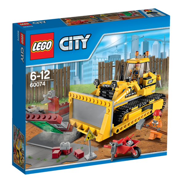 LEGO® CITY 60074 Bulldozer